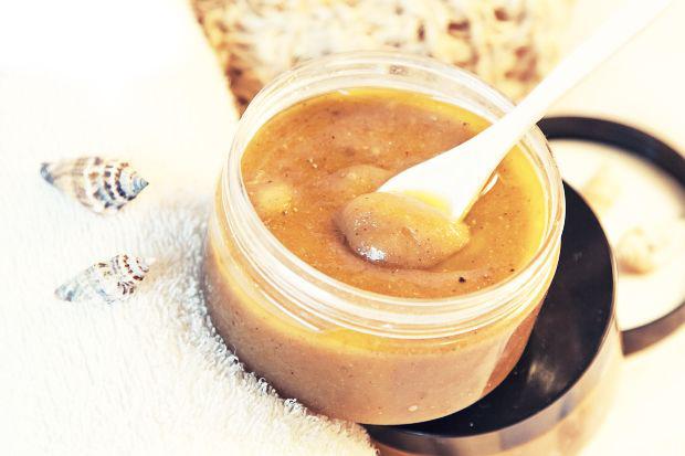 Скраб для тела оливковое масло и сахар