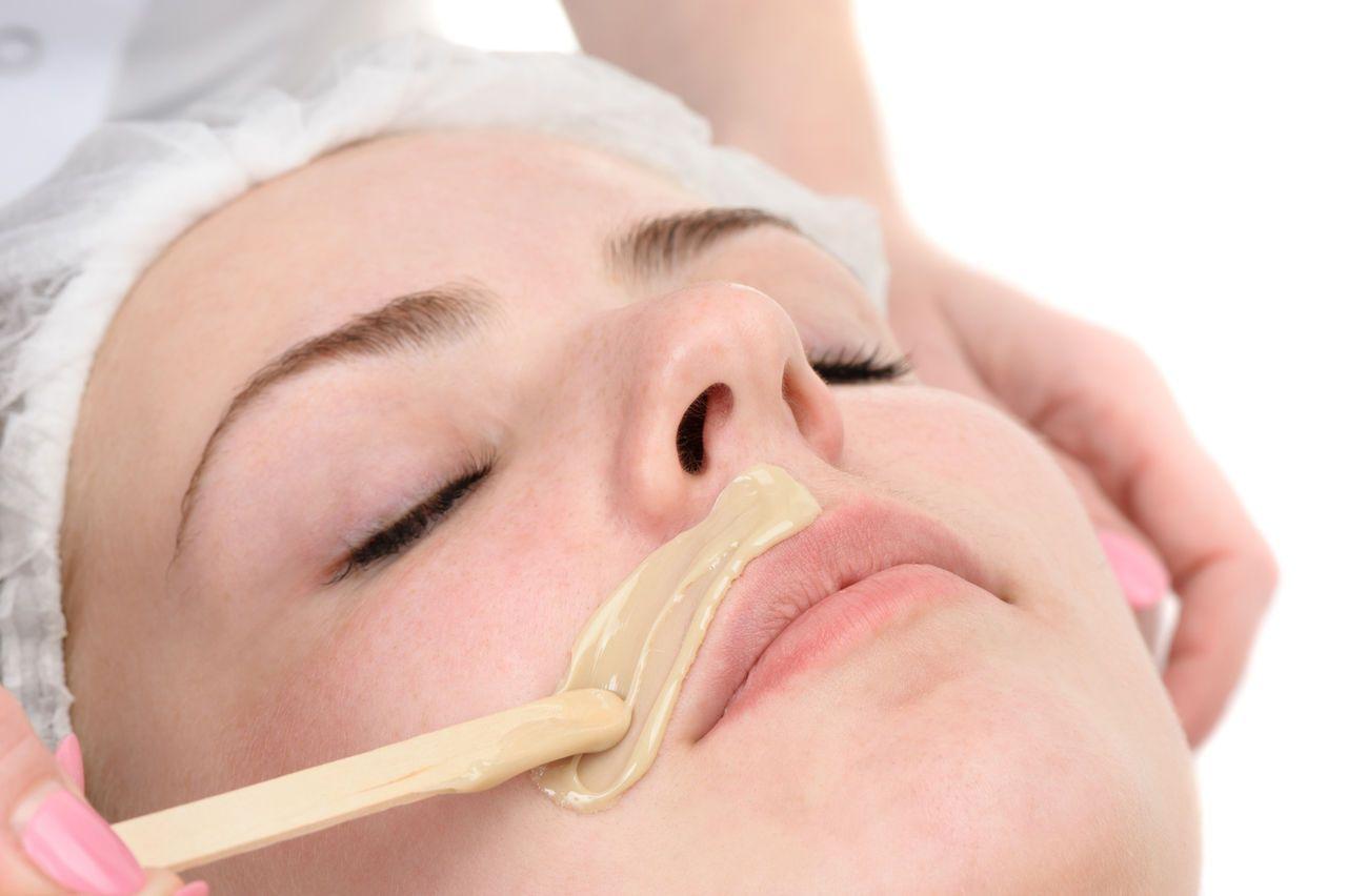 Эпиляция над губой - как убрать усики над губой